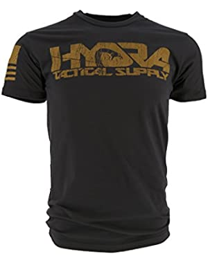 Hydra Tactical Men's Logo T-Shirt