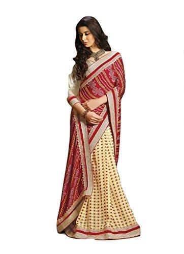 Lehariya Jay Saree Traditional Partywear Sarees Bandhej 4801 tgq8Axafqw