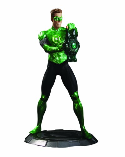 DC Direct Green Lantern (Movie): Hal Jordan (Maquette Cold Cast)