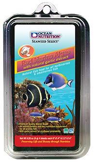 Ocean Nutrition Seaweed Selects Red Marine Algae 4-Sheets 0.4-Ounces (12 Grams) ()