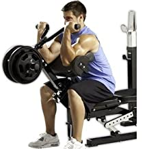 Preacher Arm Curl Attachment for a Workout Bench - TB011F