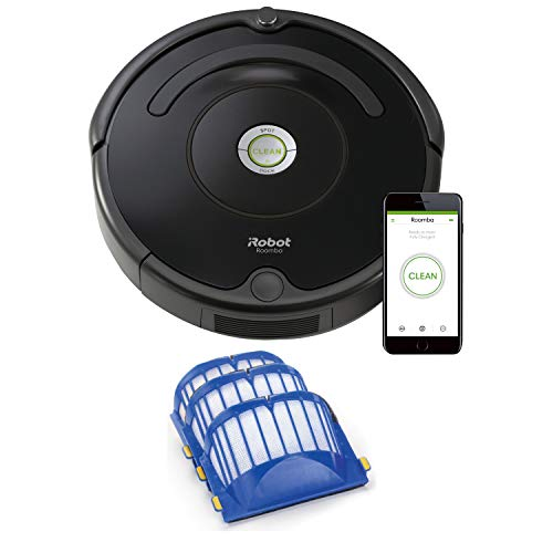 roomba 675 wi fi connected