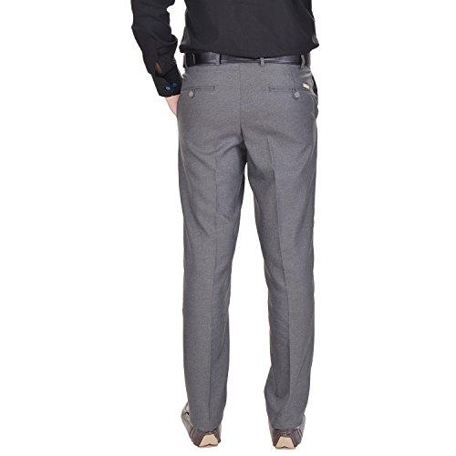 41PpnlvUscL. SS500  - AD & AV Men's Formal Trouser (GDGREY_137_BB) - Grey