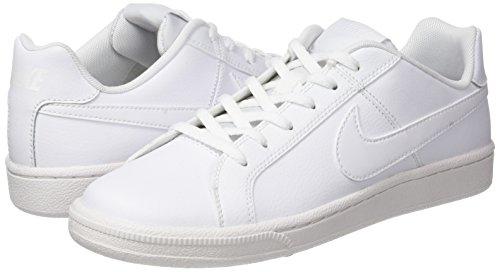 Court blanco – Royale white Bambini gs White Nike Unisex Scarpe Bianco Da Fitness Hawxwqgd