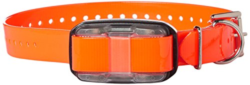 Pet Pager Vibration Control Trainer (Dogtra EDGE Receiver Orange)