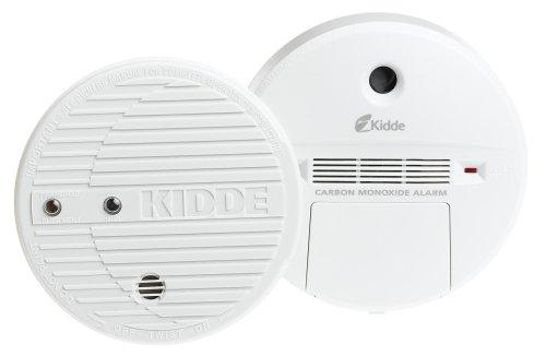 Kidde Carbon Monoxide  and Smoke Alarm  Value Pack