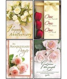 Love Everlasting - NIV Scripture Greeting Cards - Boxed - Anniversary, 12 Cards Per Box