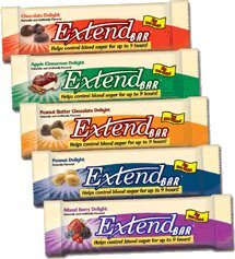 Extend Bars Variety Pack of 20