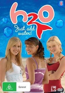 H2O Just Add Water Volume 6 PAL REGION 4