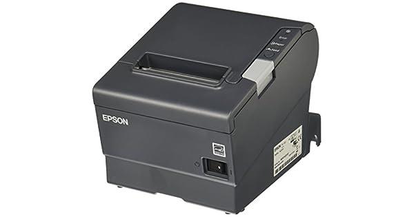 Amazon.com: Epson TM-T88V WiFi 802.11b impresora térmica de ...
