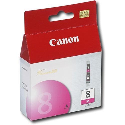 Canon CLI-8M Magenta Ink Tank Color: Magenta Portable Consumer Electronics Home Gadget by Portable & Gadgets
