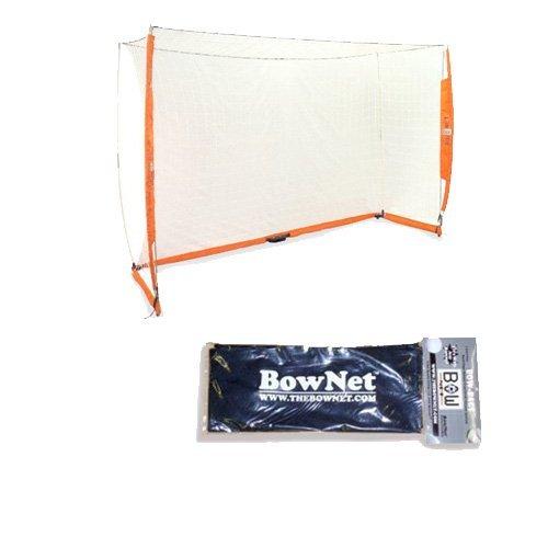 Bownet 2 M x 3 mサッカーフットサルゴール+ Bownetサンドバッグ – 2 Sandバッグperセット B00CKYAZZE