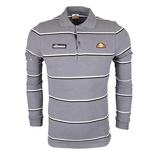 ad9c9826ca65 Ellesse long sleeve tops t shirts the best Amazon price in SaveMoney.es