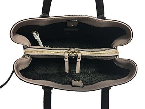 New Kate Spade Evangelie Laurel Way Saffiano Leather Black