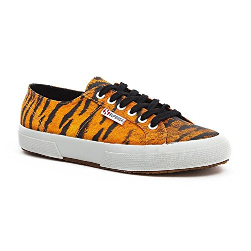 SCARPE DONNA SUPERGA 2750 COTW ANIMALS S002N60 (39 - A05 TIGER)