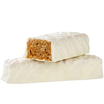 Doctors Best Weight Loss - High Protein Diet Bars - Vanilla Caramel 7/box