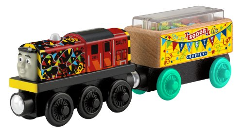 Fisher-Price Thomas & Friends Wooden Railway, Celebration -
