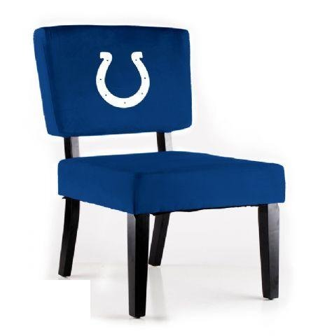 NFL Side Chair NFL Team: Indianapolis Colts by Imperial