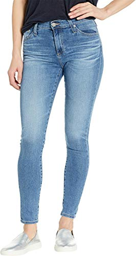 (AG Adriano Goldschmied Women's Farrah Skinny Ankle in 17 Years Ceaseless 17 Years Ceaseless 24 28)