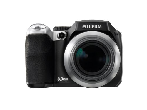 Fujifilm Finepix S8000fd 8MP Digital Camera with 18x Optical