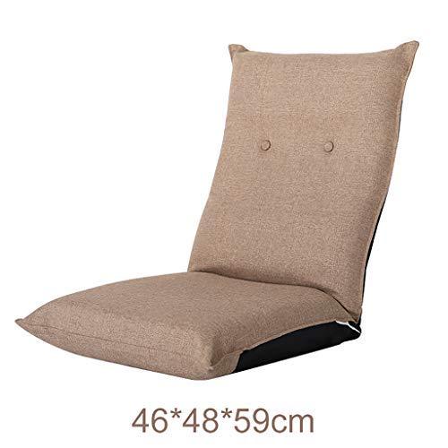 床の怠惰なソファーの床の椅子G賭博の椅子として使用のための背部サポートと B07STYGC11 A
