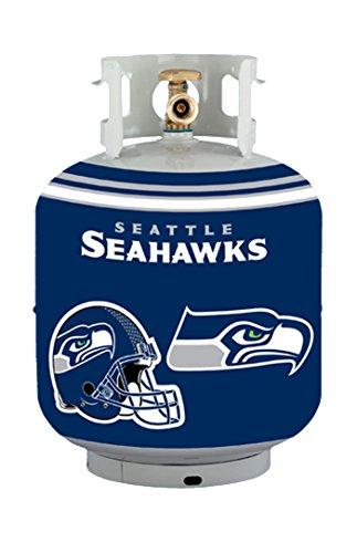 NFL Seattle Seahawks Bottle Skinz Water Cooler Cover, Large/5 gallon, (Seattle Seahawks Bottle)