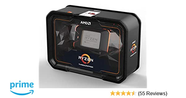 Amazon com: AMD Ryzen Threadripper 2950X Processor (YD295XA8AFWOF