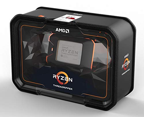 AMD Ryzen Threadripper 2950X image/logo