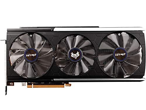 Sapphire Nitro+ Radeon RX 5700 XT DirectX 12 8GB 256-Bit GDDR6 PCI Express 4.0 x16 ATX Video Card, Special Edition Model 100416NT+SESR