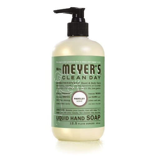 Price comparison product image Mrs. Meyers Clean Day Liquid Hand Soap 6 Scent Variety Pack, 12.5 oz Each