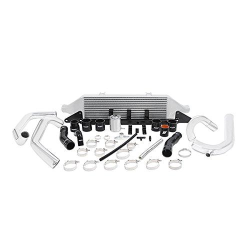 - Mishimoto MMINT-WRX-01SL Subaru WRX/STI Front-Mount Intercooler Kit, 2001-2007, Silver