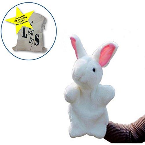 Light (Childs White Rabbit Hat)