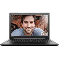 Lenovo 15.6 inch Premium HD Laptop, Latest Intel Core i7-7500U 2.7 GHz, 8 GB DDR4 RAM, 1 TB HDD, SuperMulti DVD, VGA, HDMI, Bluetooth, 802.11ac, HD Webcam, Windows10-Black