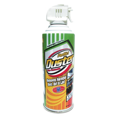 DCP Products Perfect Duster 1057981 Non-Flammable Power Duster 10 oz Can by DCP Products (Image #1)