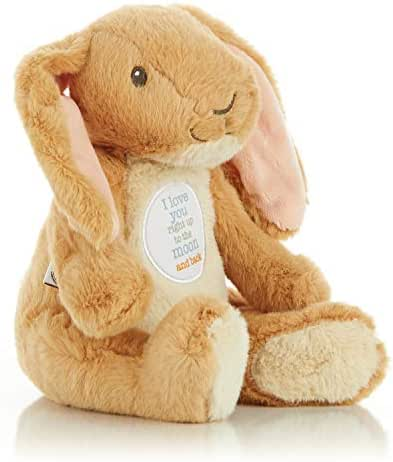 Guess How Much I Love You Nutbrown Hare Bean Bag Plush, 9 inches