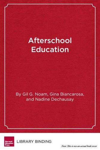 Afterschool Education: Approaches to an Emerging Field