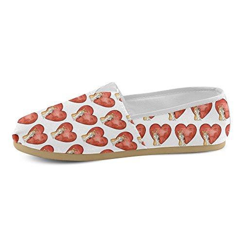 c2c17485a321 high-quality Unisex Shoes Corgi Mom Welsh Corgi Casual Canvas Loafers For  Bia kids Girl