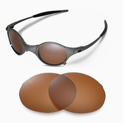 e3be407a73 Walleva Replacement Lenses for Oakley Mars Sunglasses - Multiple Options  Available (Brown - Polarized) - Buy Online in Oman.