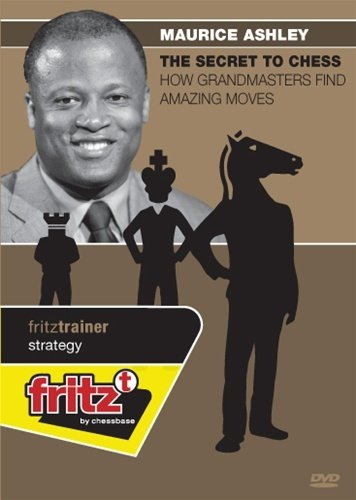amazon com the secret to chess how grandmasters find amazing moves