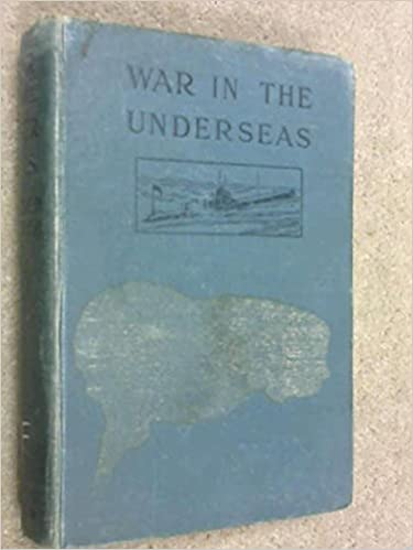 Book WAR IN THE UNDERSEAS