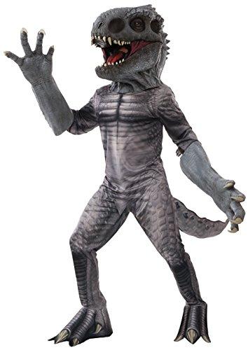 Jurassic World Indominus Rex Creature Reacher Deluxe Oversized Mask and Costume -