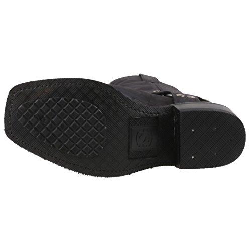 nero nero Nero uomo Nero Sendra Boots Nero Stivali qwOZZI