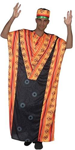Fancy Me Disfraz de Tribu Africano líder Alrededor del Mundo para ...