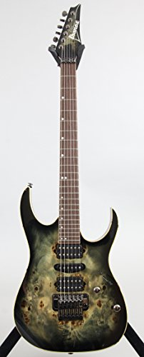 Used, Ibanez RG Premium RG1070PBZ - Charcoal Black Burst for sale  Delivered anywhere in USA