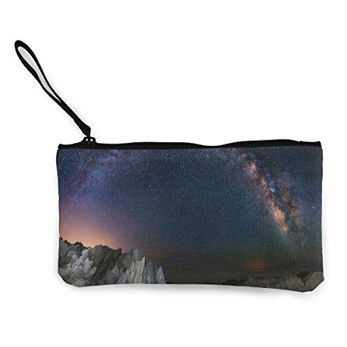 Canvas Coin Purse Starry...