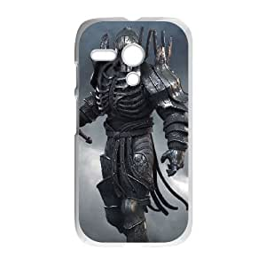 Motorola G Cell Phone Case White The Witcher 3 Wild Hunt review King of the Wild Hunt JNR2069159