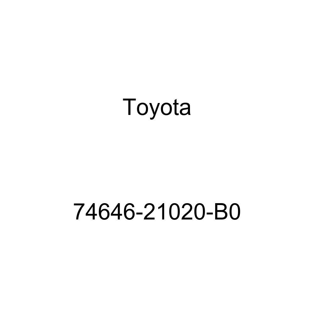 TOYOTA 74646-21020-B0 Door Armrest Assist Grip Cover
