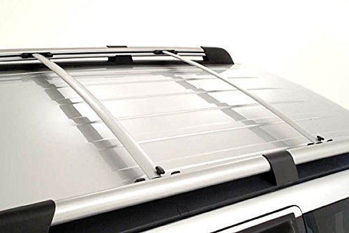 Genuine Mitsubishi Roof Rack Cross Bar SET (of 2) 7661A201 Fits ALL Endeavors
