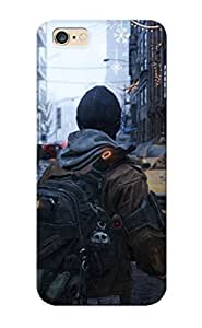 Awesome 25871a16544 Turnleft Defender Tpu Hard Case Cover For Iphone 6 Plus- Tom Clancy The Division