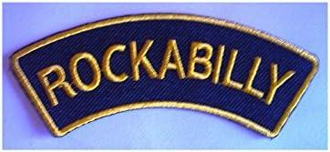 hotrodspirit Patch Rockabilly